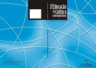 Primeiro número impresso da Revista Educação e Cultura Contemporânea